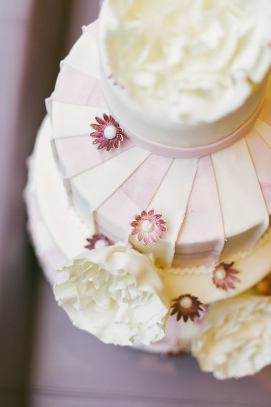 Beispiel: Hochzeitskuchen