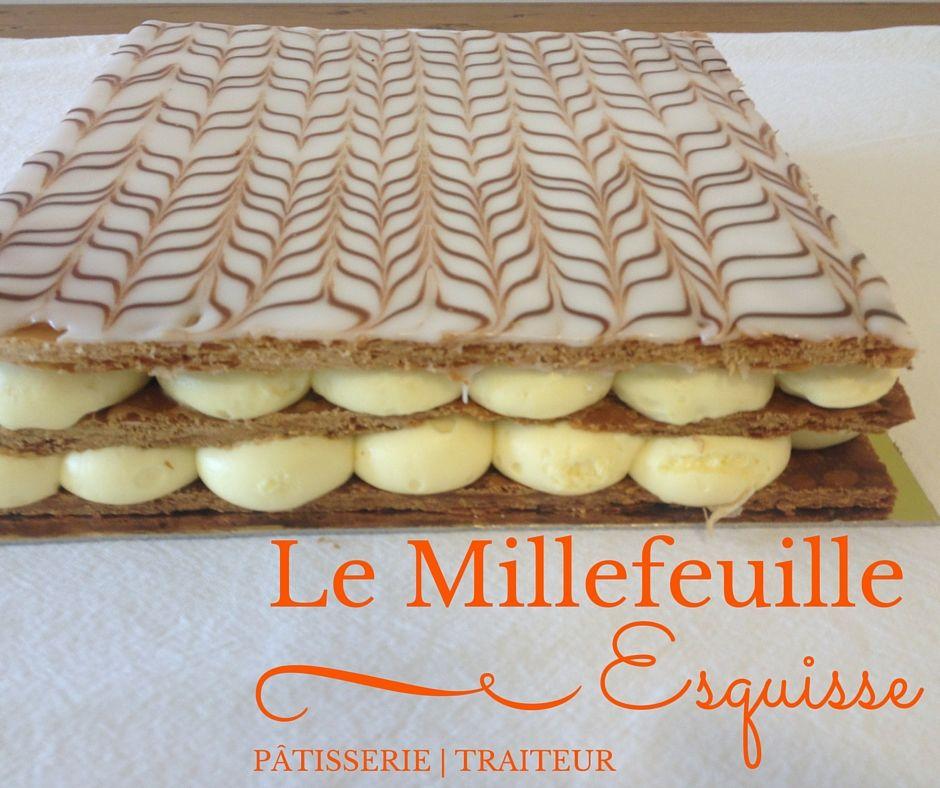 Pâtisserie Esquisse