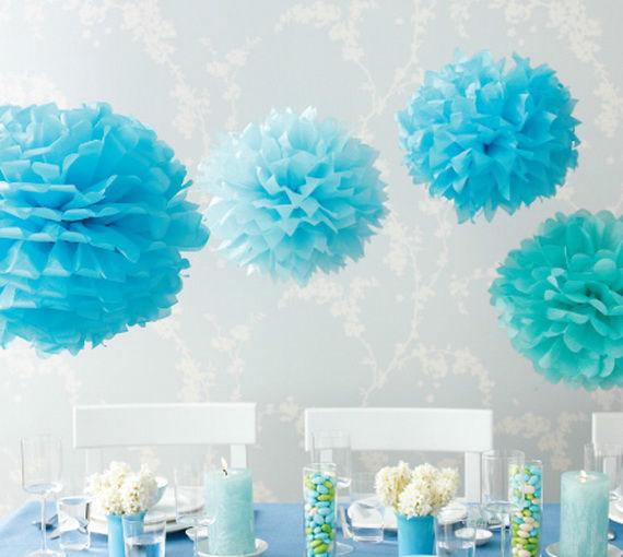 Pompones, guirnaldas y banderines para tu boda original y al aire libre. http://www.mibodabonita.es/es/list/category/pompones