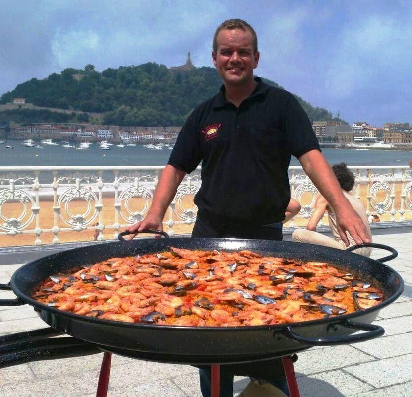"""Paellas """"EN VIVO"""" Arraun Euskadi"""