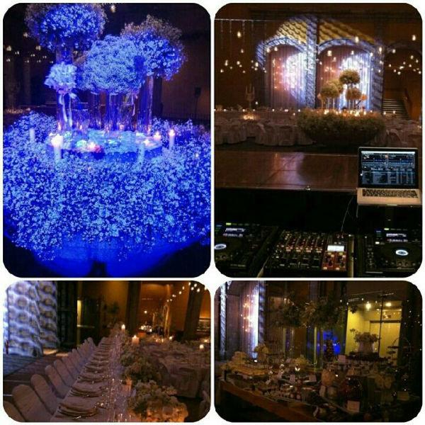 Creación de ambientes extraordinarios con iluminación para tu boda - Foto César Álvarez Eventos