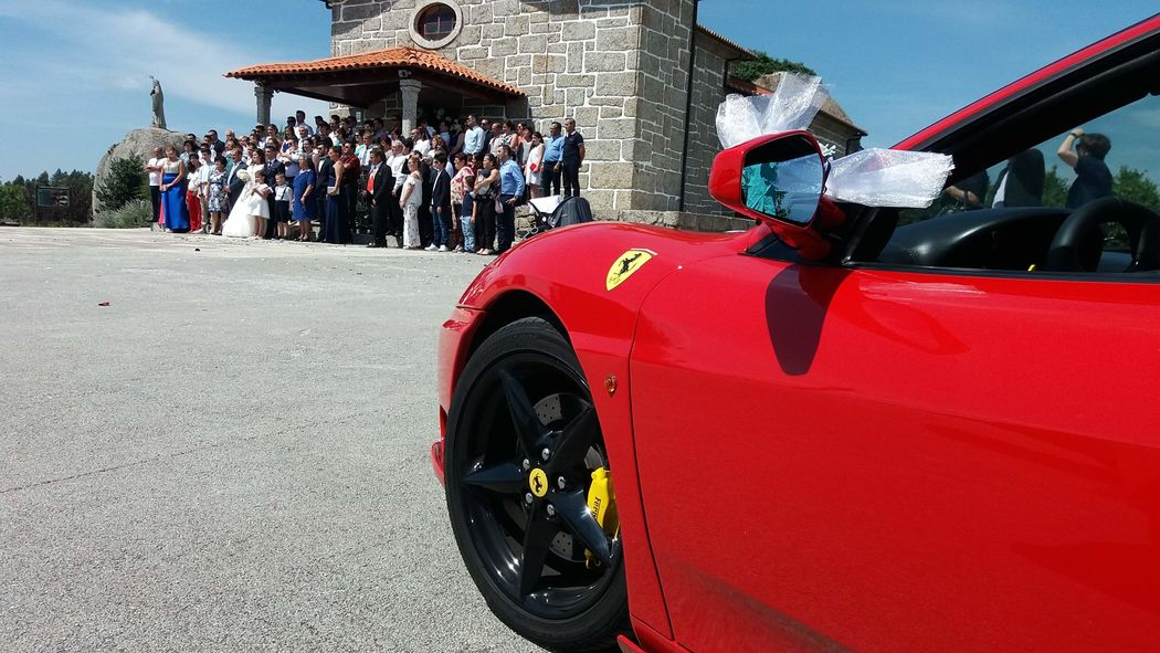 Ferrari Rent Braga