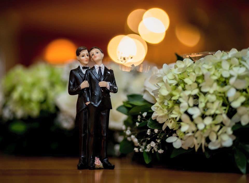 Pride Wedding..... Amor es amor!