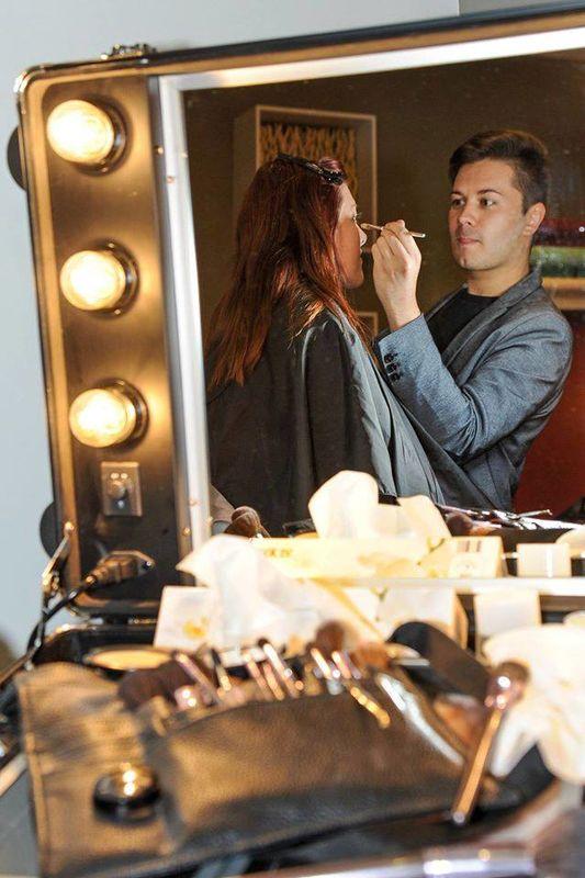 Marcel Hofstätter von Rouge Cosmetics