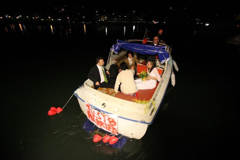 Beispiel: Die etwas andere Feier, Foto: Bodenseeschifffahrt.