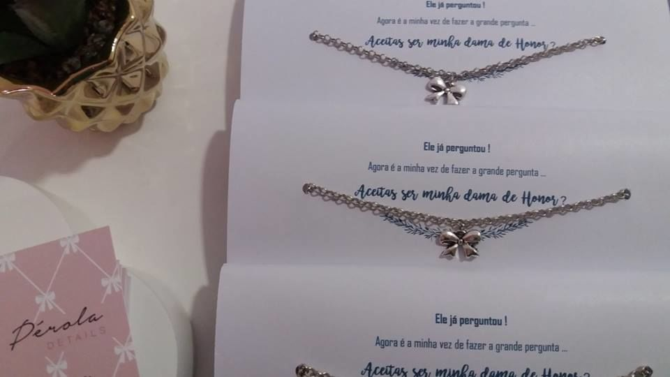 Rosa Pérola Details