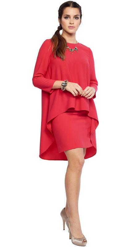 Un conjunto perfecto para bautizos y comuniones. Disponemos de varias tallas y colores: http://www.dresseos.com/alquiler-vestidos-para-fiesta-boda-o-evento-formal/tops-y-blusas-invitada/blusa-rosa-manga-larga-dresseos