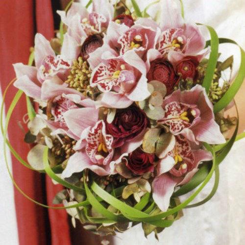 Beispiel: Brautstrauß, Foto: Florales Ambiente.