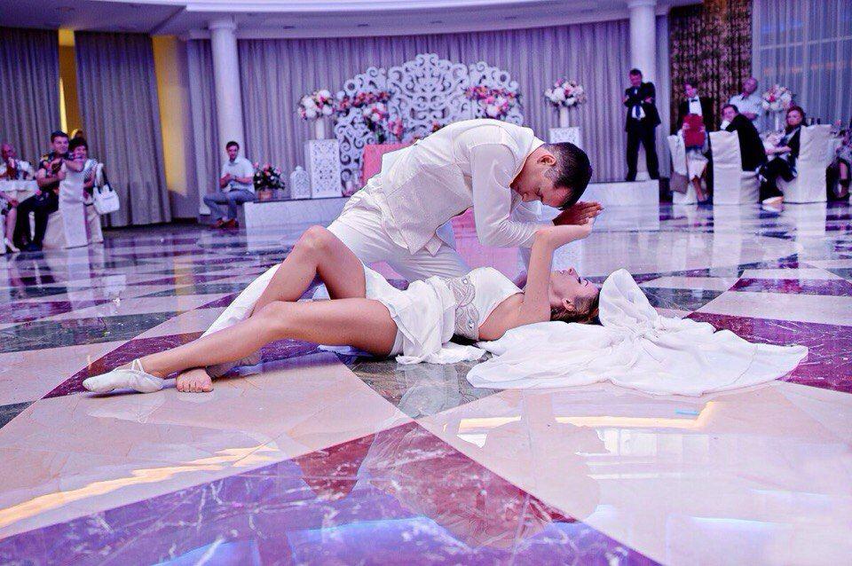 Школа танцев Держи Ритм  Свадебный танец Ольги и Антона