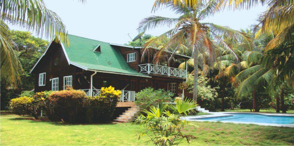 Posada Villa Verde San Andrés Islas Hostal & Camping