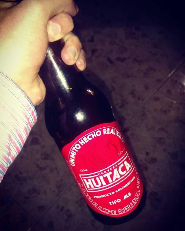 Cerveza Huitaca