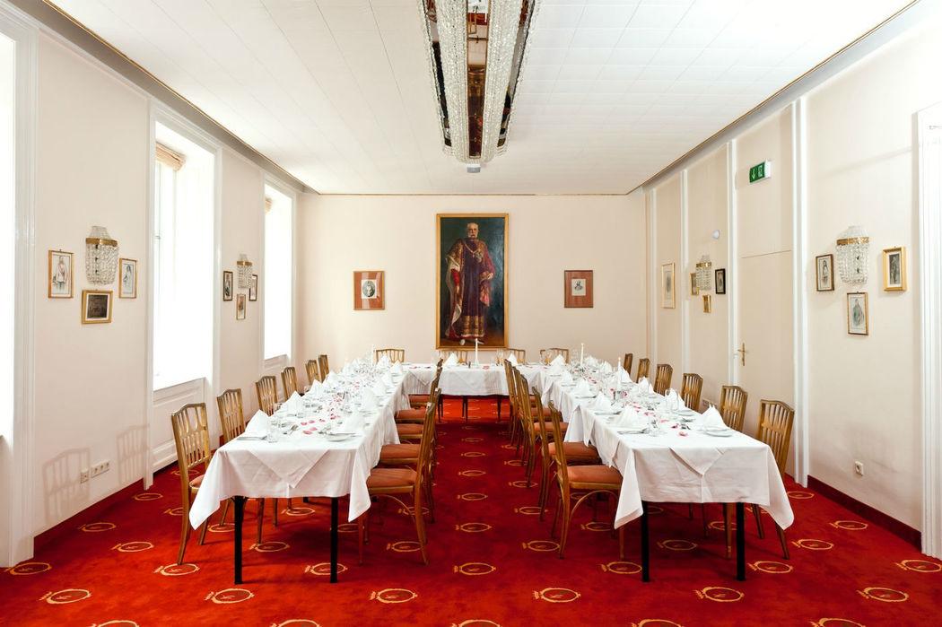 Beispiel: Salon Franz Josef, Foto: Hotel Regina.