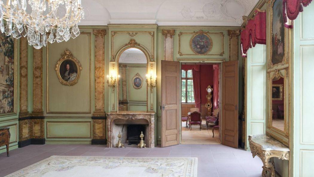 Beispiel: Räumlichkeiten, Foto: Villa Wenkenhof.