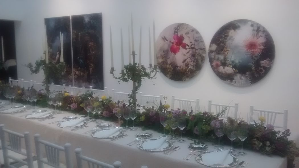 Cena en San Isidro