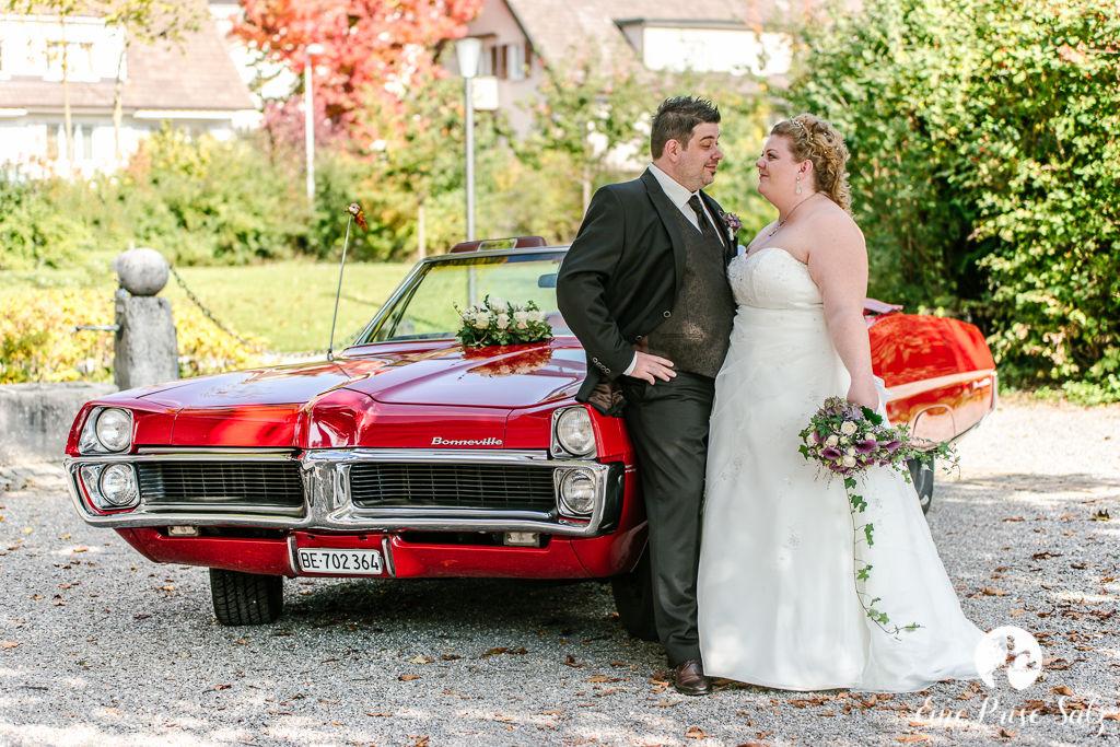 Hochzeitsreportage: Paarshooting