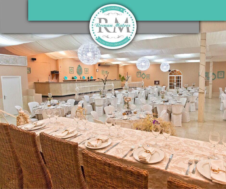 Salón de Celebraciones Roman Mateos
