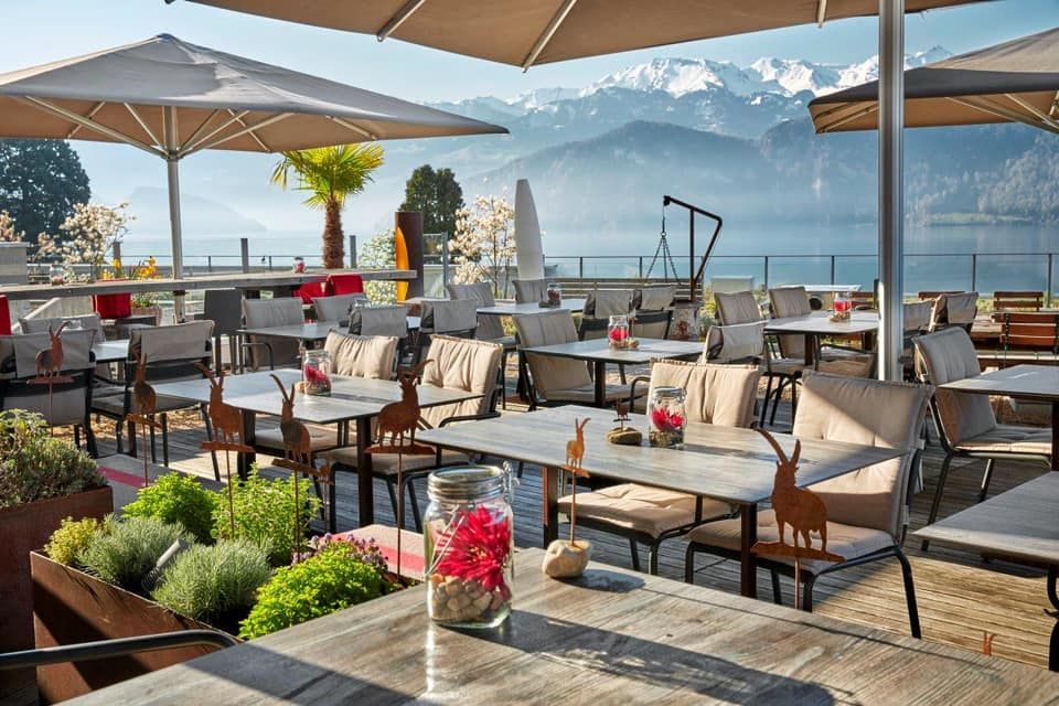 Hotel Alpenblick Weggis