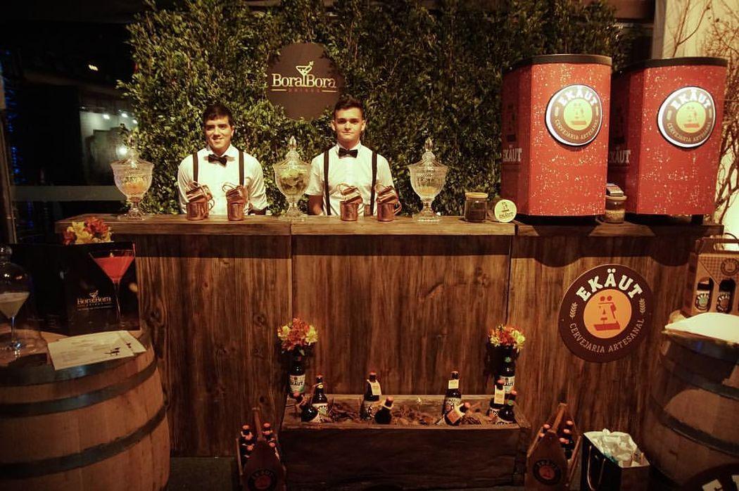 Bora Bora drinks