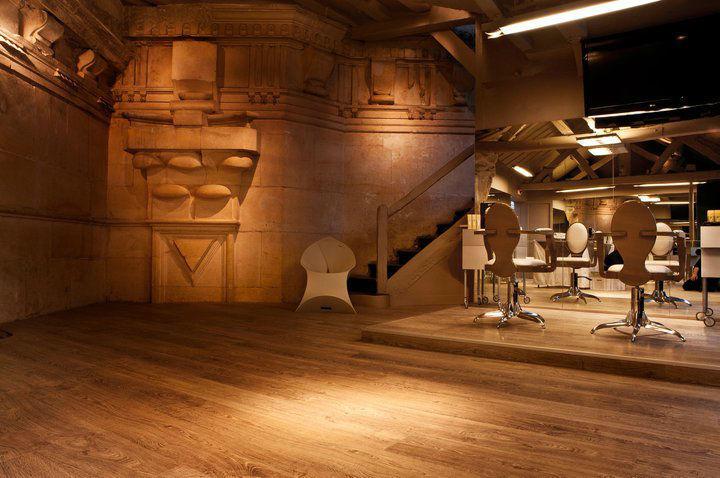 Didact Hair Building : Le Salon
