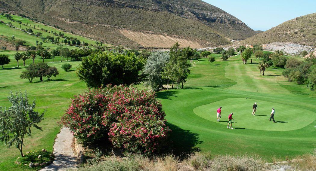 Campo de Golf 18 Hoyos