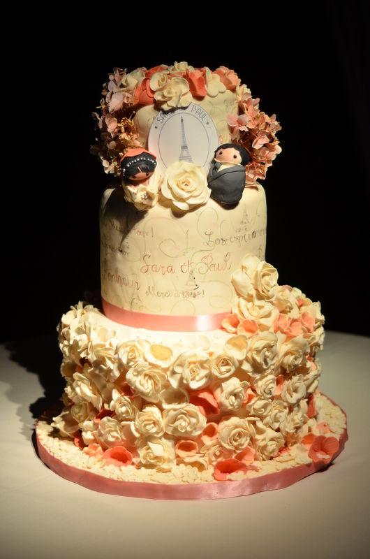 Torta personalizada - Tema