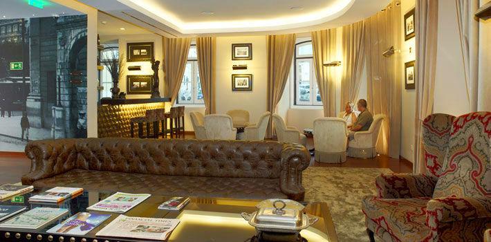 Foto: CS Vintage Lisboa Hotel