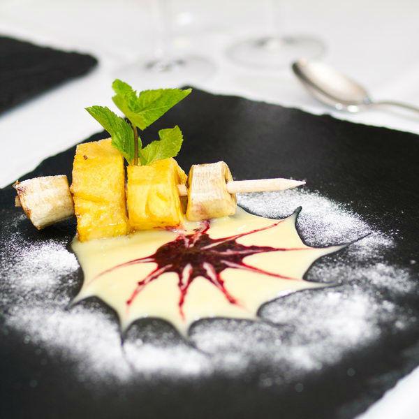 Beispiel: Hochzeitscatering Dessertteller, Foto: Maiergrill AG • Eventcatering & Vermietung.