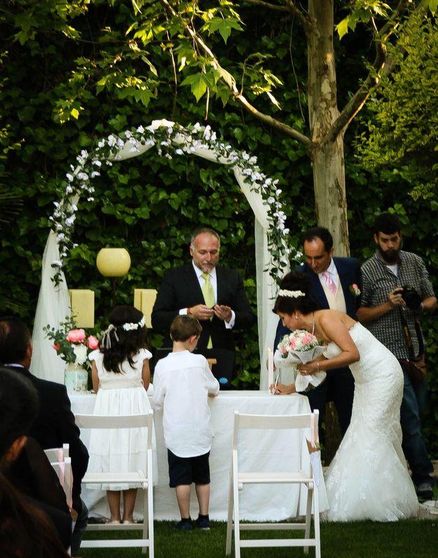Ceremonia. Roberto Cuadrado.