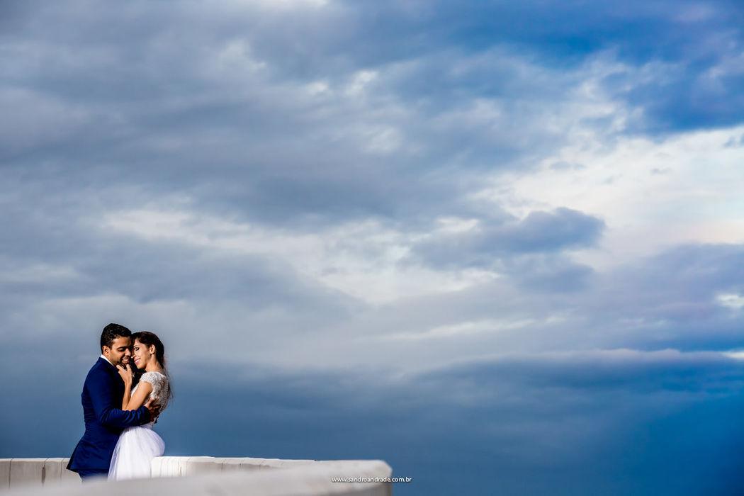Casamento em Curvelo-MG. Ensaio pós casamento do querido casal Christian e Ester em Brasilia. Sandro Andrade Fotografia