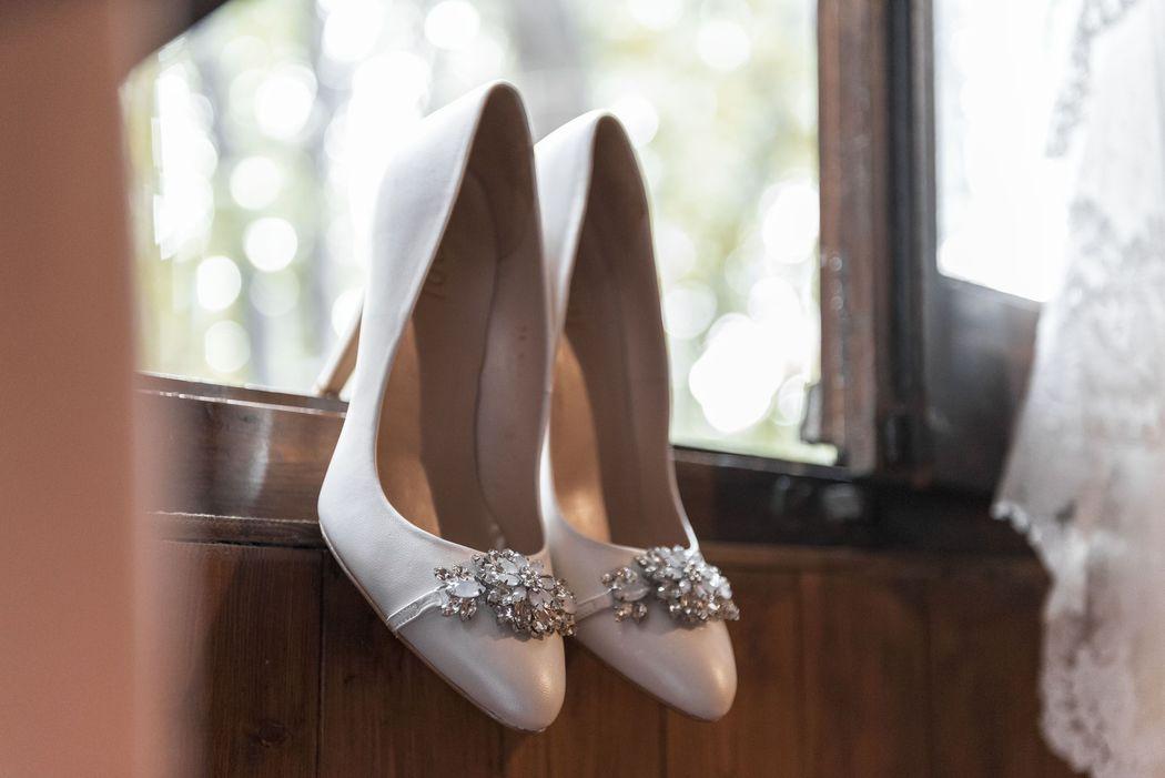 Detalle zapatos