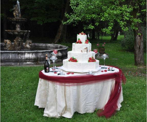 It's Wedding Time Allestimenti Tavolo della Torta