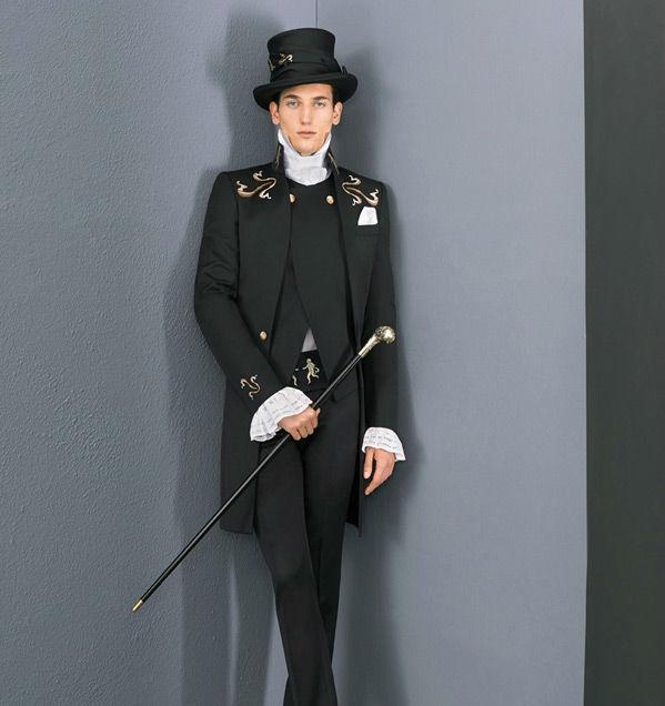 Beispiel: Ausgefallene Modelle, Foto: Milano Männermode.