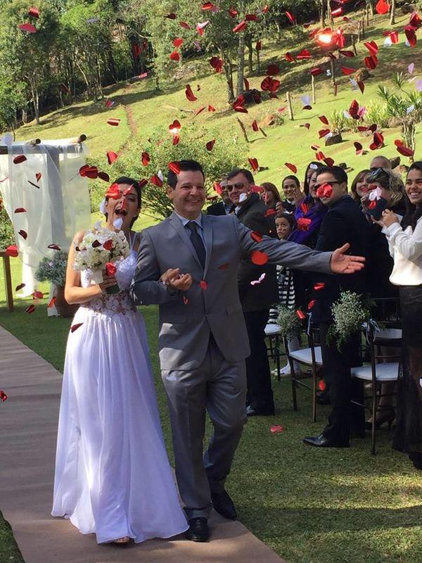 Eu Caso Vocês Celebrações | Mauricio Macri