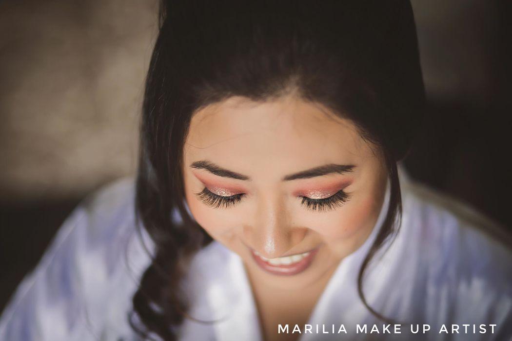 Marilia make up artist