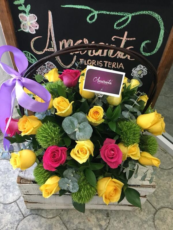 Amaranta Floristería