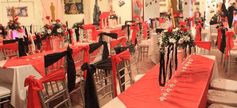 Banquetes nico