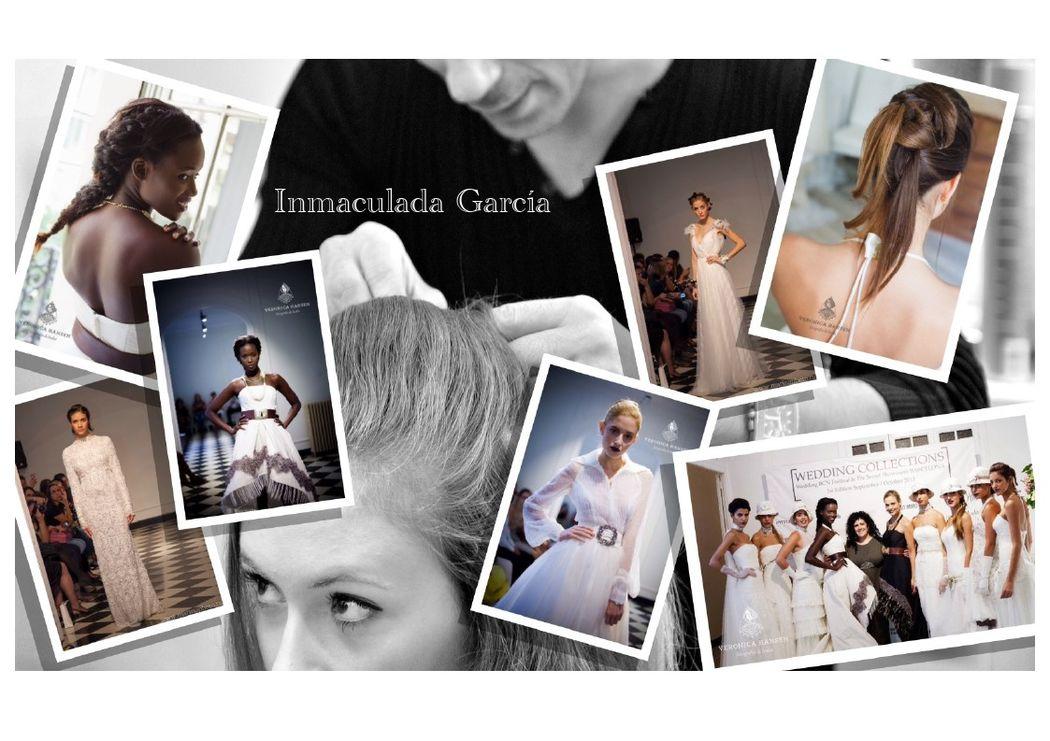 Desfile de novias - Inmaculada Garcia