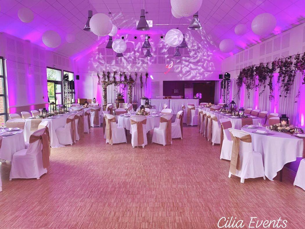 Cilia Events