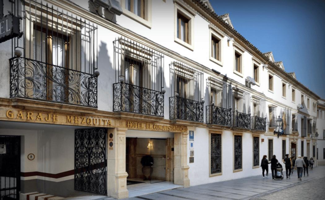 Hotel Eurostars Conquistador Córdoba