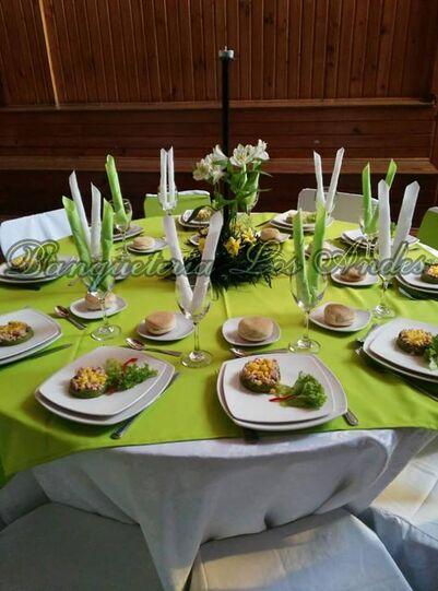 Banquetería Los Andes Yungay,VIII Región