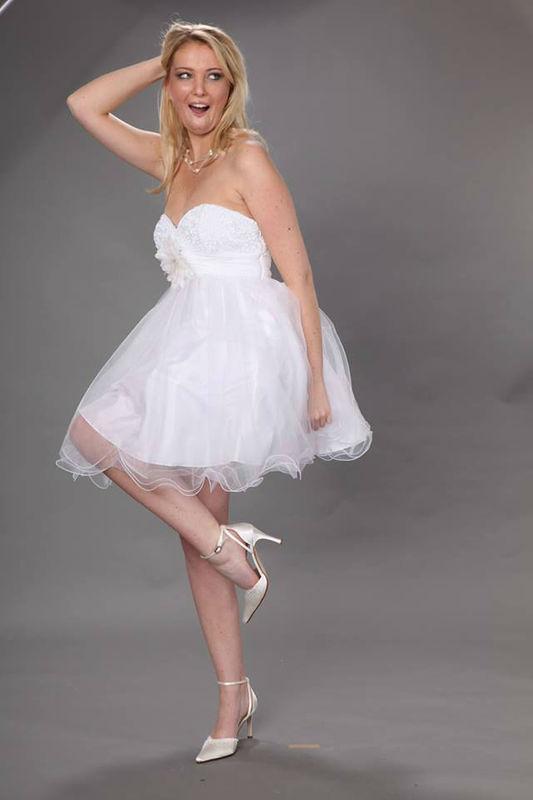 Beispiel: Das perfekte Outfit, Foto: 123 Braut & Bräutigam.