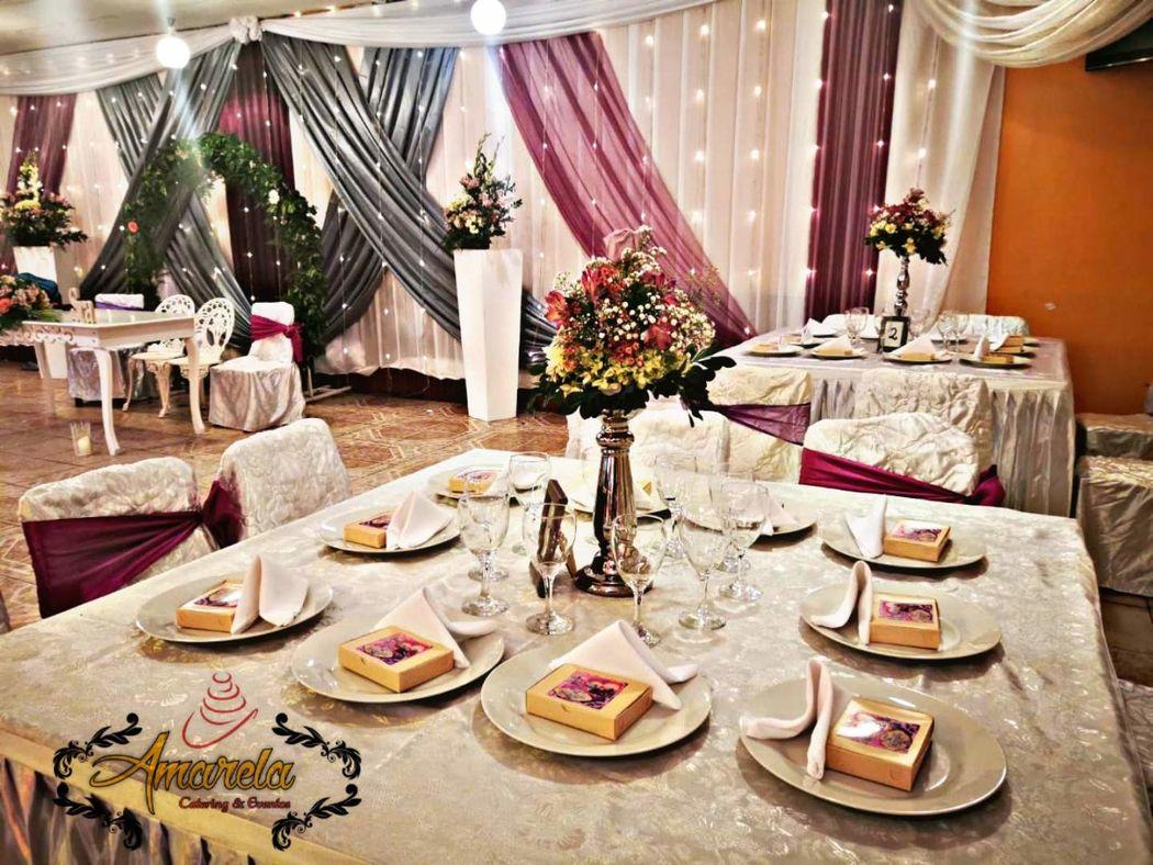 Amarela Catering y Eventos