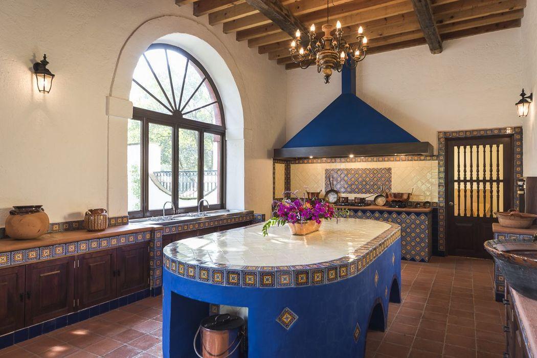 Cocina mexicana-Hacienda Pedregal