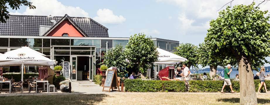 Beispiel: Aussenansicht, Foto: Gasthaus Foerdeblick.