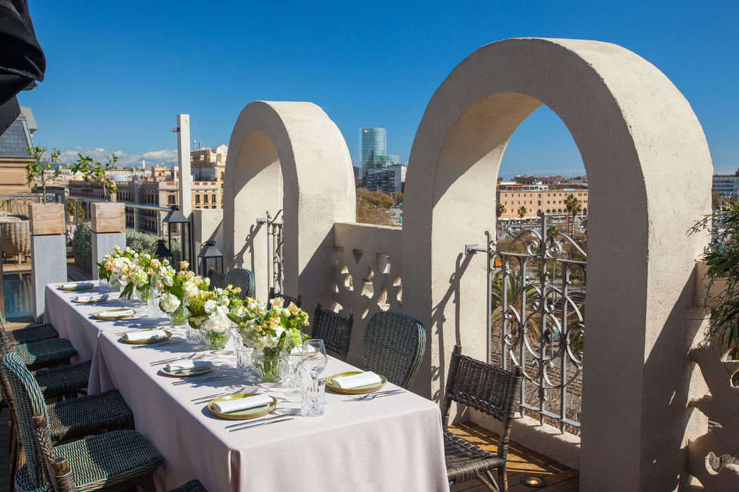 The Serras Barcelona Luxury Boutique Hotel