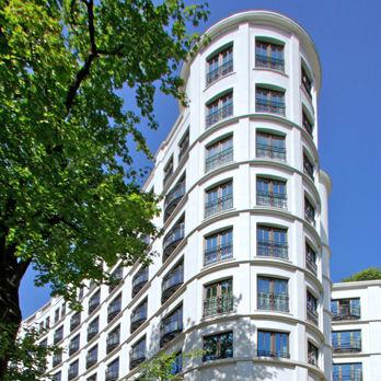 Beispiel: Außenansicht, Foto: The Charles Hotel.