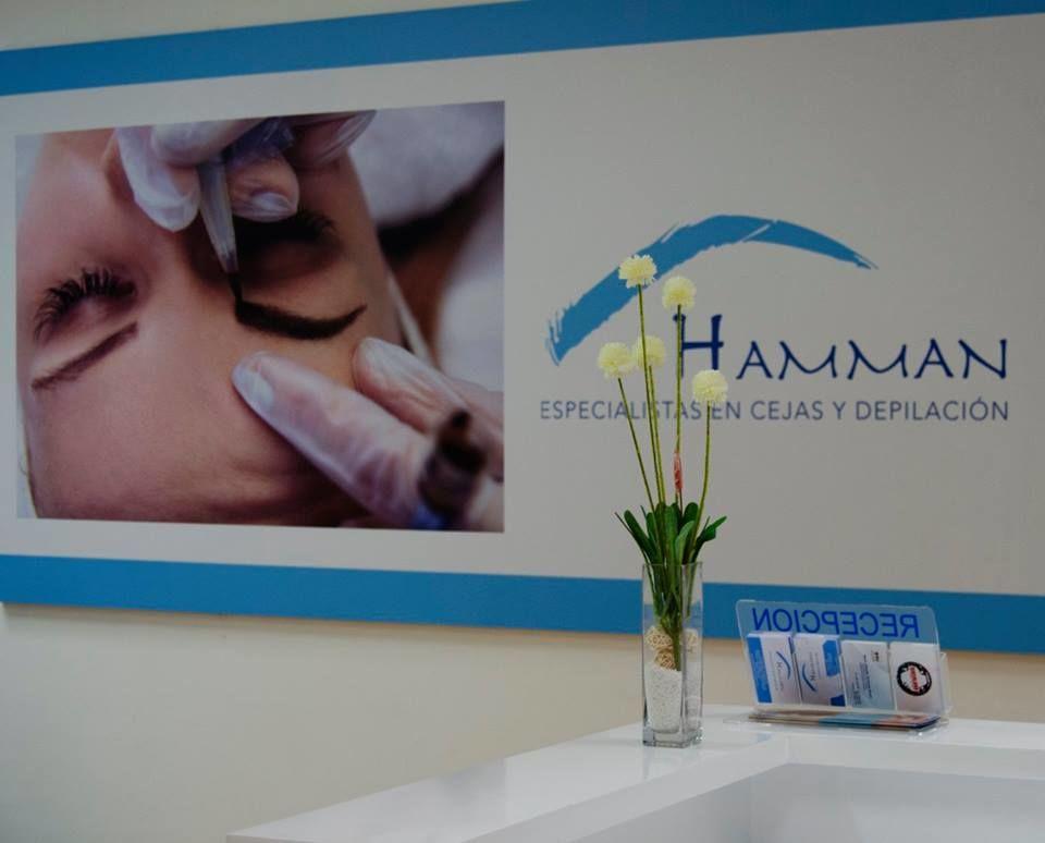 Hamman - Cejas y Depilación Bogotá