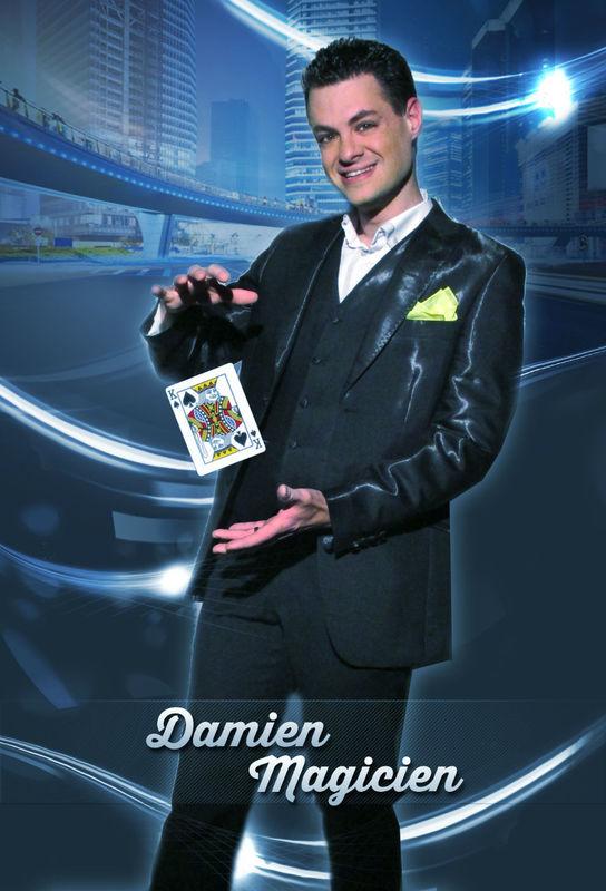 Damien Magicien