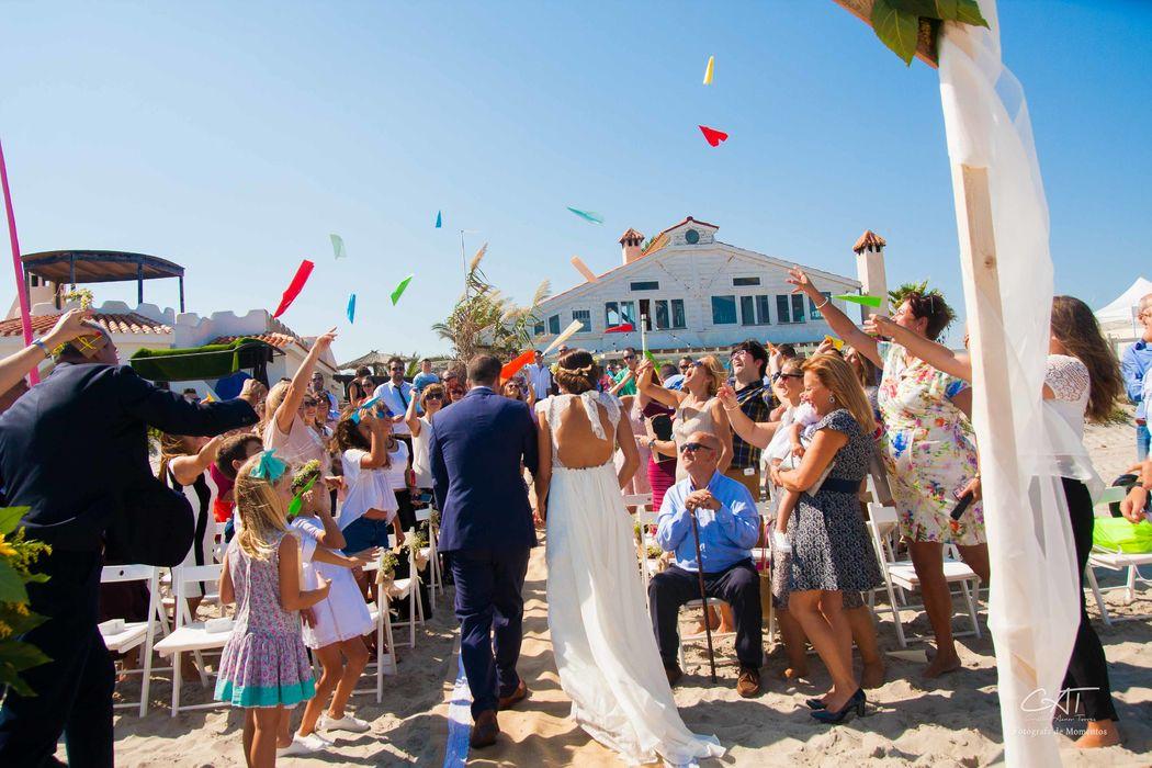 Aire Loco Wedding Design