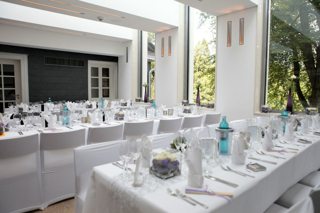 Raum Pantholz im Gutshaus Restaurant